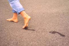Link to Barefoot God