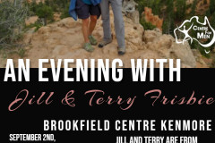 Link to An Evening with Jill and Terry Frisbie